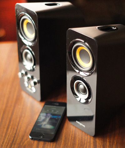 Speaker System Review - Creative T30 Wireless