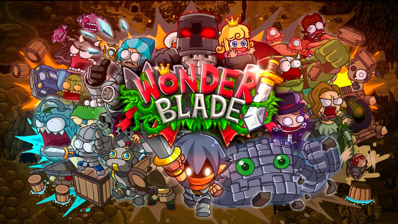 App of the day: mind-blowing game Wonder Blade